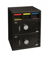AmSec MM2820 3-Drop Front Load Cash Depository Safe