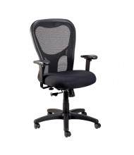 Eurotech Apollo Synchro-Tilt Mesh-Back Fabric High-Back Task Chair