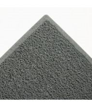 """3M Dirt Stop Scraper Mat, Polypropylene, 48"""" x 72"""", Slate Gray"""
