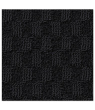 "3M Nomad 6500 Carpet Matting, Polypropylene, 48"" x 72"", Black"