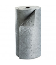 3M 76 Gal. High-Capacity Maintenance Sorbent Roll, 38 W x 150, Grey