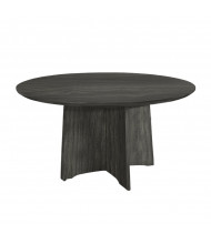 "Mayline Medina MNCR48 48"" Round Conference Table (Shown in Grey)"