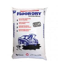 """Floor-Dry DE 25 lbs. Premium Oil Absorbent, 19"""" W x 13.5"""" D x 31"""" L, White"""