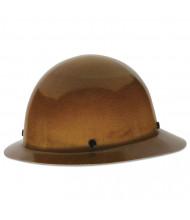 Skullgard Protective Hard Hat, Staz-On Pin-Lock Suspension, Lamp Bracket, Tan