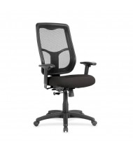 Eurotech Apollo MTHB94 Ratchet Mesh-Back Fabric High-Back Task Chair