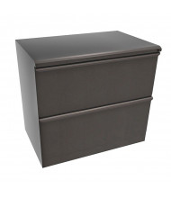 "Marvel Zapf ZSLF230 2-Drawer 30"" W Lateral File, Letter & Legal (Shown In Dark Neutral)"