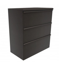 "Marvel Zapf ZSLF336 3-Drawer 36"" W Lateral File, Letter & Legal (Shown In Dark Neutral)"