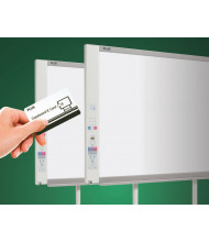 "PLUS N-31S Standard Electronic Copyboard Whiteboard w/ Network, 52"" W x 36"" H - One board only."