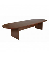 Office Star Napa NAP-38 12 ft Racetrack Conference Table (Shown in Cherry)