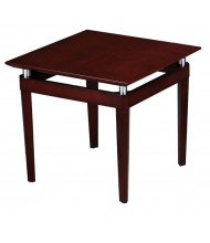 "Mayline Napoli NTS 24"" W End Table (Shown in Sierra Cherry)"
