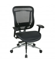 Office Star Space Seating Big & Tall 300 lb. Mesh Mid-Back Executive Chair