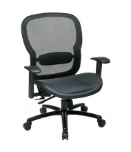 Office Star Space Seating Big & Tall 400 lb. Mesh Mid-Back Executive Office Chair