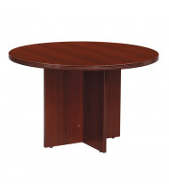 "Office Star Napa NAP-23 48"" Round Conference Table (Shown in Mahogany)"