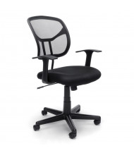 OFM Essentials E1001 Mesh-Back Fabric Mid-Back Task Chair