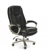 OFM Essentials ESS-201 Big & Tall 400 lb. Leather High-Back Executive Office Chair