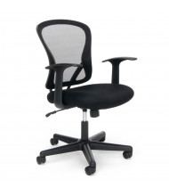 OFM Essentials ESS-3011 Mesh-Back Fabric Mid-Back Task Chair