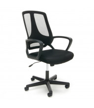 OFM Essentials ESS-3040 Mesh-Back Fabric High-Back Task Chair