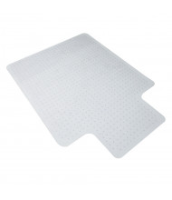 "OFM Essentials 36"" W x 48"" L Plastic Carpet Chair Mat ESS-8800C"