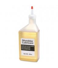 HSM Special Lubricant Shredder Oil 16 oz. Bottles (Qty. 12) 314P