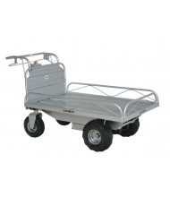 Vestil OROAD-400 Off-Road Powered Traction Drive Cart