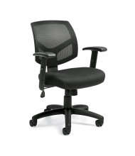 Offices to Go OTG11514B Mesh Low-Back Managers Office Chair