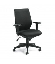 Offices to Go OTG11715B Mesh Mid-Back Executive Office Chair