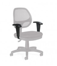 Offices to Go OTG11620 Adjustable Height Arm Kit (Chair not included)