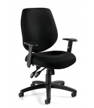 Offices to Go OTG11890 Tilter Fabric High-Back Executive Office Chair