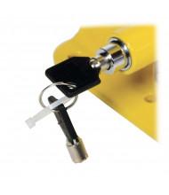 Vestil Extra Keys for Fold Down Bollard Post PARK-P-108-FD-KEY