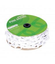 Vestil 50 Ft. Long Chain Plastic Chain (Shown in White)