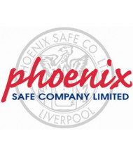 Phoenix Safe 9008 Dial Combination Lock Addition for File Cabinets, Dual Control