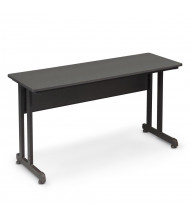 "Balt PJ 55"" W x 19.75"" D Training Table"