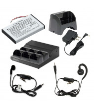 Kenwood Accessories for PKT-23K Two-Way Business Radio