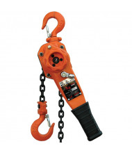 Vestil 5 ft. to 20 ft. 1500 to 6000 lb Load Professional Level Hoist, Disc Brake