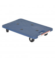 "Vestil Platform Plastic Dollies 220-500 lb (16"" W x 24"" L Shown)"