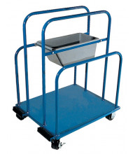 Vestil PRCT Steel Vertical Panel Cart
