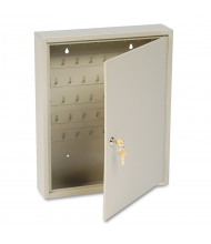 SteelMaster Dupli-Key 60 Key Two-Tag Hook Key Cabinet