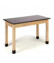 "NPS 36"" H Phenolic Science Lab Table"