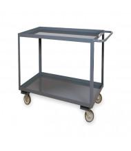 Durham Steel 2-Shelf 1200 lb Load Stock Cart
