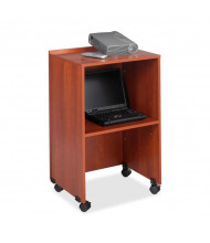 Safco 8917 Lectern Base and Projector Stand (Shown in Cherry)