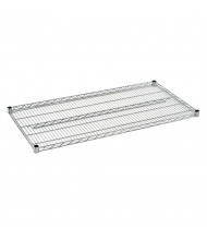 "Sandusky Extra Wire Shelf for 24"" D x 48"" W Heavy Duty Chrome Wire Shelving Units"