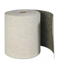 SPC Re-Form Plus 62 Gal. Sorbent Pad Roll, 28-1/2 W x 150 L, Grey