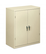 "HON Brigade SC1842 36"" W x 18"" D x 42"" H Storage Cabinet, Assembled (Shown in Putty)"