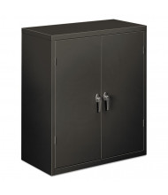 "HON Brigade SC1842S 36"" W x 18"" D x 42"" H Storage Cabinet in Charcoal, Assembled"