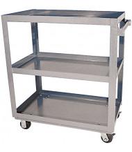 Vestil Aluminum Service Carts 660 lb Load