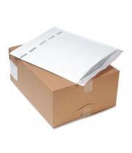 "Sealed Air 14-1/4"" x 20"" TuffGard #7 Jiffy Self-Seal Cushioned Mailer, White, 25/Carton"