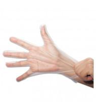 GEN SemperGuard FoodSafe Stretch Poly Gloves, Clear, Medium, Polyethylene, 2,000/Pack