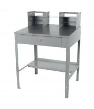 Vestil Open Height Adjustable Shop Desk