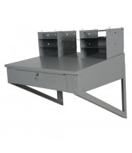 Vestil Wall Mounted Shop Desk