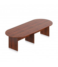 "Offices to Go 120"" Racetrack Conference Table (Shown in Dark Cherry)"